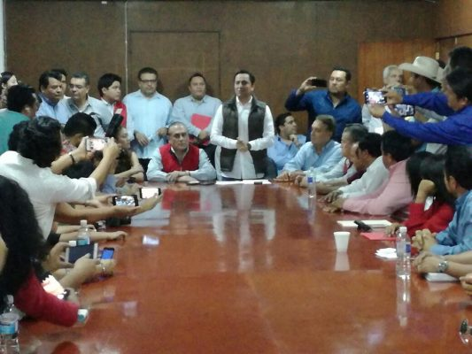 Antonio Lugo Morales, delegado del CEN del PRI-Morelos