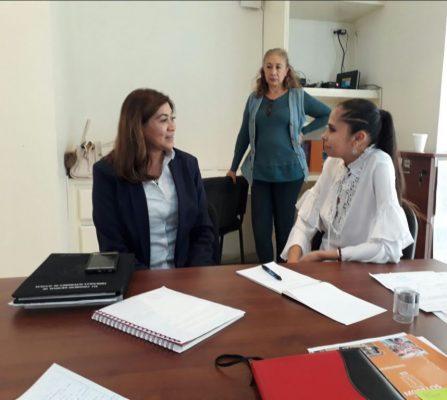 Ratifican compromiso para garantizar la seguridad de las mujeres