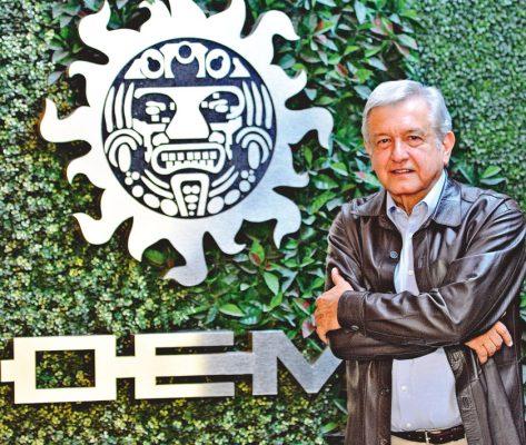 AMLO quiere dos nuevas refinerías