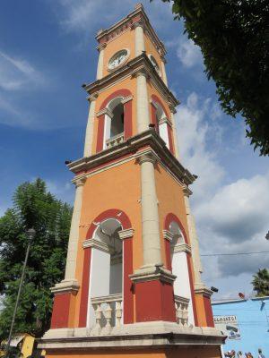 Apoya el INAH el rescate del reloj de Jonacatepec