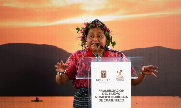 Pide respeto al voto indígena