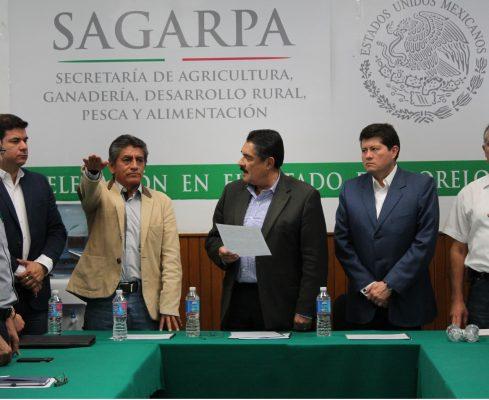 Tiene nuevo delegado la SAGARPA