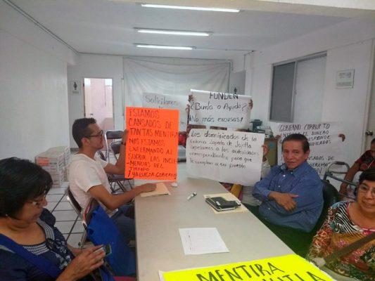 Suspenden apoyos Sedatu y Fonden