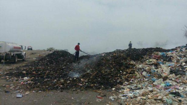Ahoga humo a Zacatepec
