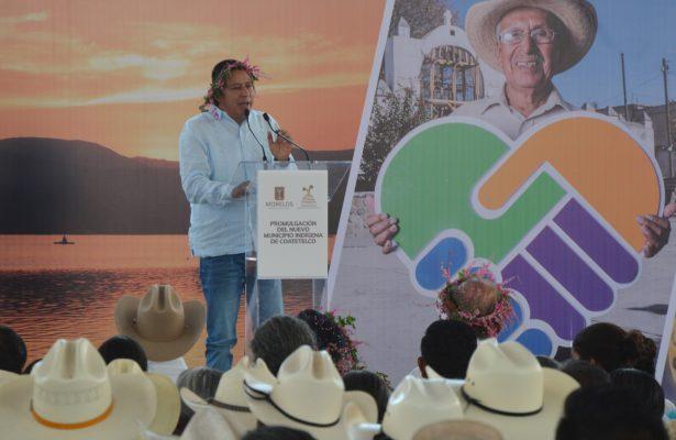 Denuncia Javier Montes otros intereses en Tetelcingo