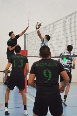 Morelos no clasifica en voleibol varonil