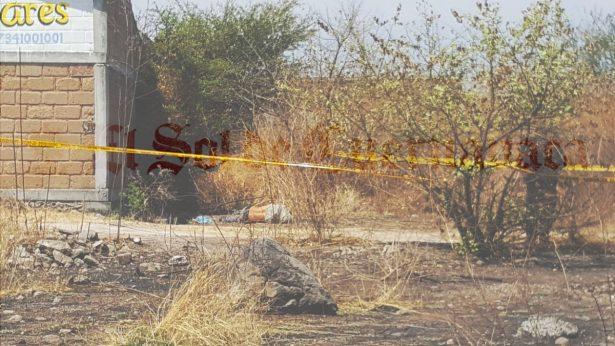 Asesinan a un hombre en Tequesquitengo