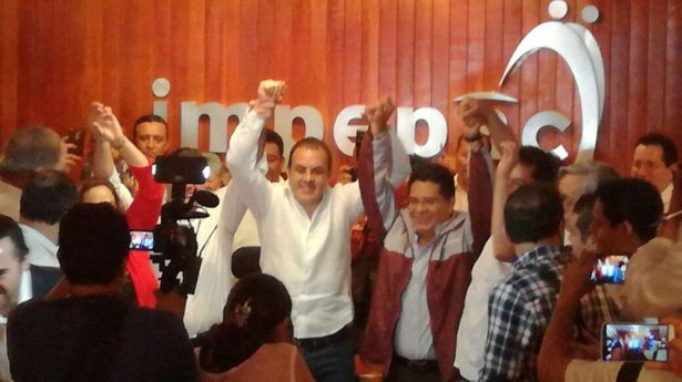 """[VIDEO] """"Que se pongan a temblar"""": Cuauhtémoc Blanco"""