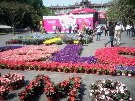 Se inaugura el Tercer Festival de la Primavera