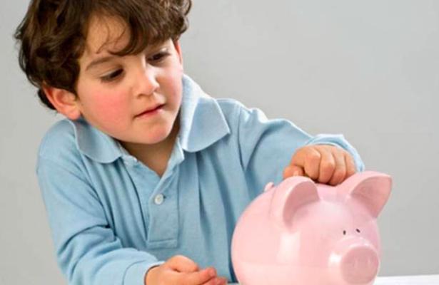 Recomiendan fomentar el ahorro en los niños