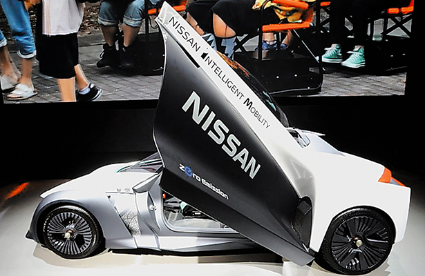 Establecerá Nissan su Centro Logístico de Distribución aquí