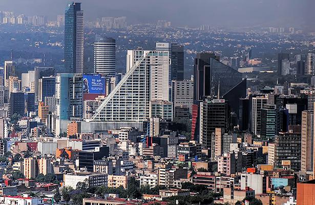 Valle de México amanece con calidad del aire de regular a buena