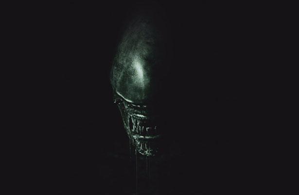 """Revelan póster del filme """"Alien: Covenant"""""""
