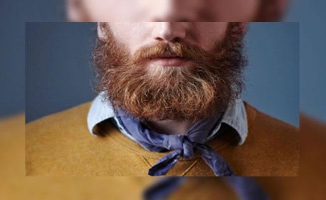 Pagan 290 dólares por barbas sospechosas