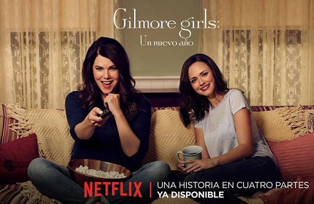 """Las chicas """"Gilmore"""" vuelven después de 9 años"""