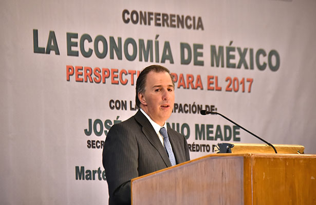 Hacienda reconoce riesgo de disminución de inversión hacia México