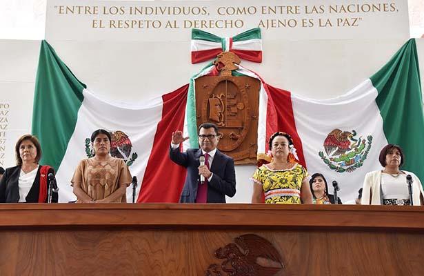 Resguardarán Congreso para toma de Alejandro Murat