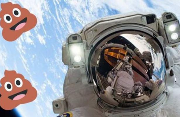 """30,000 dólares al que resuelva el problema del """"excremento espacial"""""""