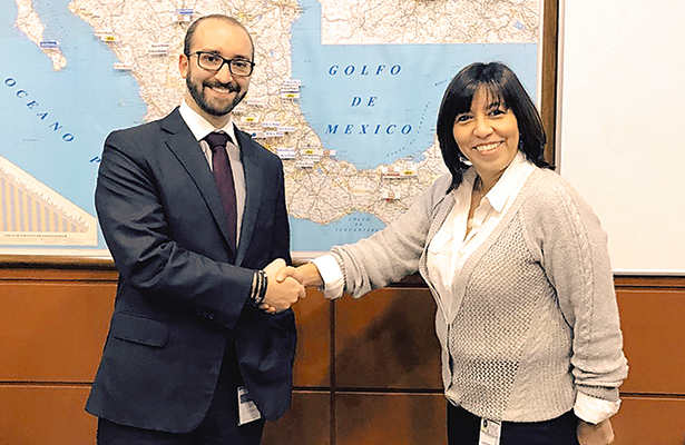 Martha Ramos Sosa, Directora General Editorial de OEM