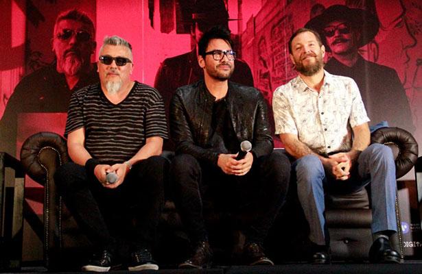 """Exintegrantes de """"La Ley"""" forman nueva banda sin Beto Cuevas"""