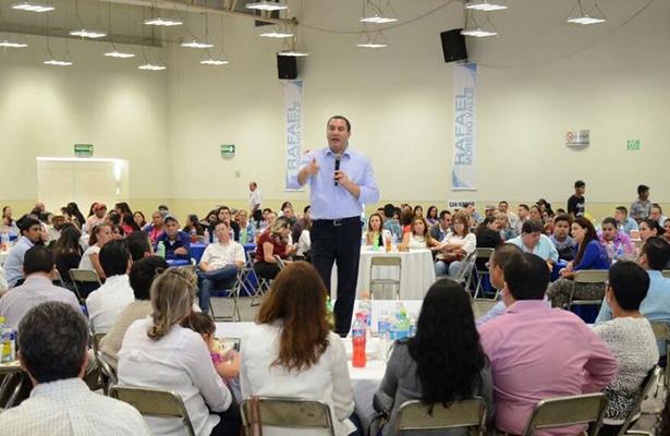 Moreno Valle propone segunda vuelta en elecciones
