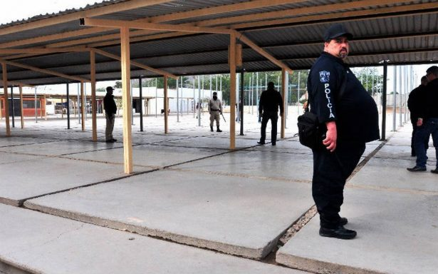 Aplican sanciones a siete custodios por fuga de interno del Cereso de Hermosillo