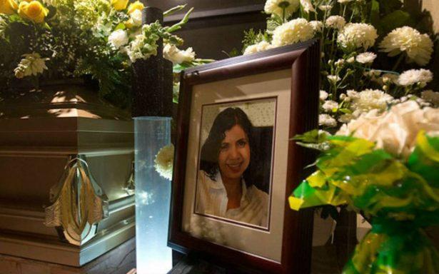 Detienen a presunto asesino de la periodista Alicia Díaz González