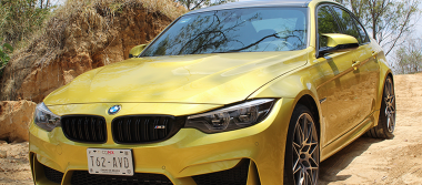 BMW M3 Competition un deportivo con adrenalina a tope