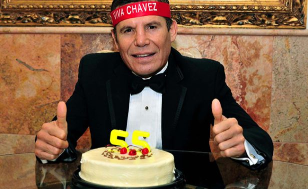Un día como hoy nació JC Chávez, el César del Boxeo