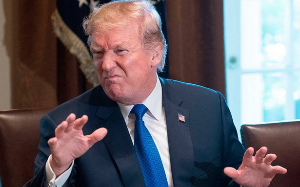 Trump aviva guerra verbal con líder norcoreano al llamarlo 'chaparro y gordo'