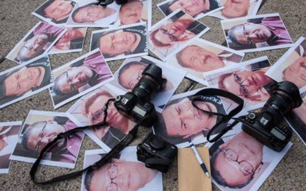 Periodistas de Acayucan condenan asesinato de Cándido Ríos