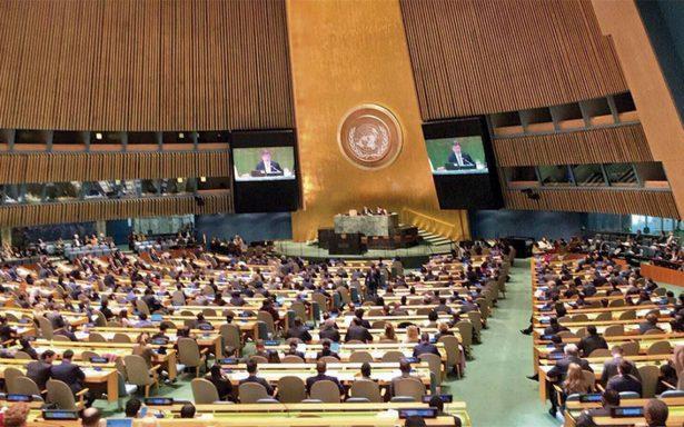 Llega México como miembro del Consejo de la ONU