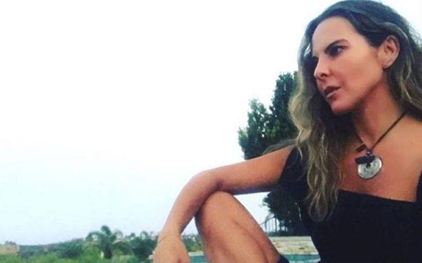 Kate del Castillo en llamas, la evacuan de su casa en Los Ángeles por incendios