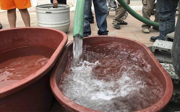 Profeco vigilará pipas de agua en colonias afectadas por sismo