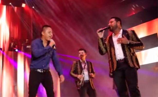 Chofer despechado cumple sueño de cantar con la Banda MS