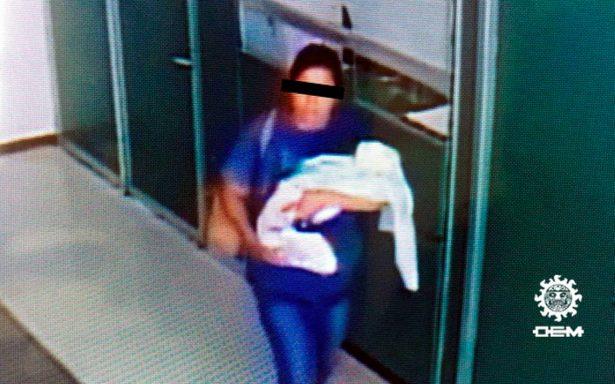 Roban a recién nacida en hospital del IMSS en Acapulco