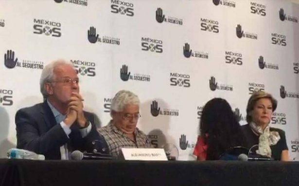 Víctimas exigen quitar a Nestora Salgado candidatura de Morena al Senado