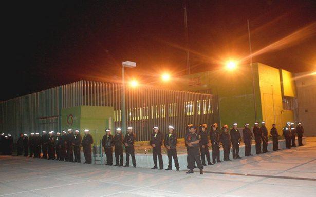 Sobrepoblación en prisiones alcanza 120%