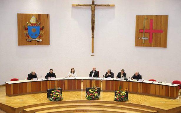 Zavala aplaude la intervención de obispos para calmar violencia