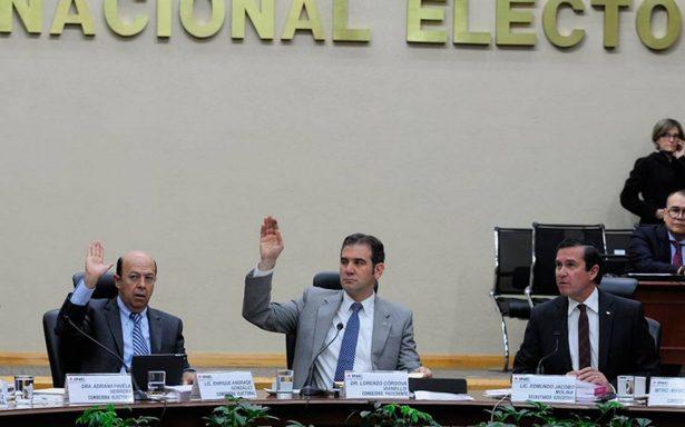 Trife revoca reforma sobre conteo rápido de votos: INE deberá buscar opciones
