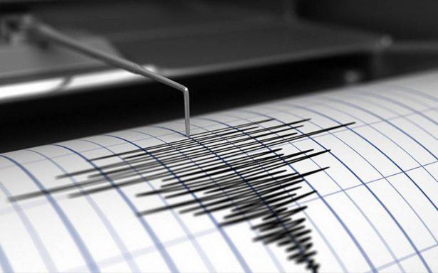 Registran sismo de magnitud de 5.8 frente a costa este de Japón