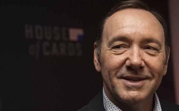 'Lo he visto manosear a hombres'; surgen acusaciones contra Kevin Spacey