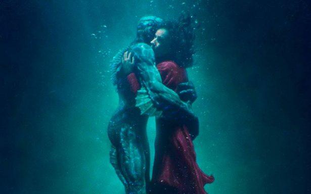'La forma del agua', de Guillermo del Toro, a una semana de que llegue a cines mexicanos