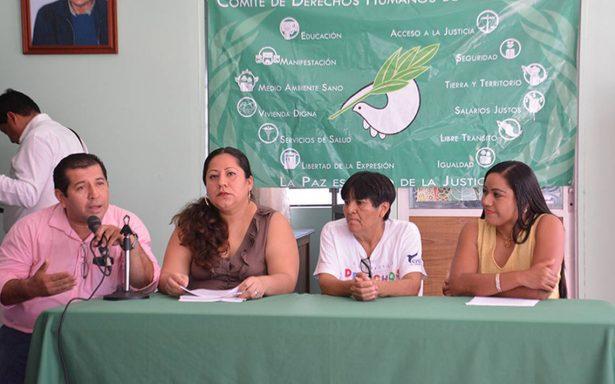Violencia contra mujeres sigue al alza en Tabasco