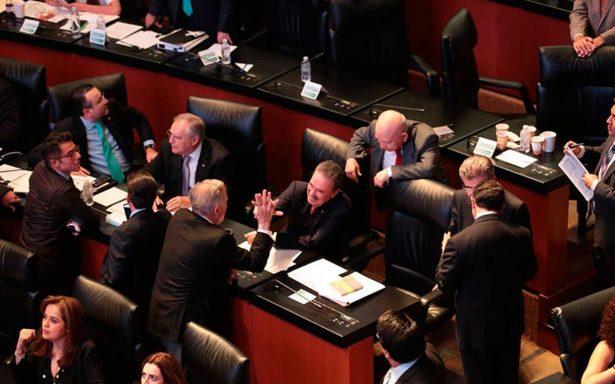 Senado aprueba en lo general Ley de Propaganda