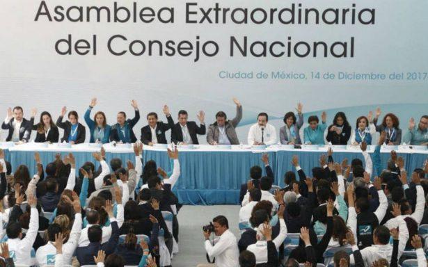 Nueva Alianza aprueba coalición con el PRI y PVEM