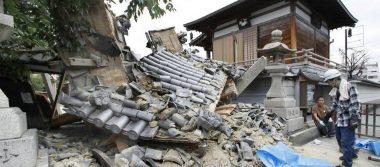 Tres muertos y más de 300 heridos, saldo de potente terremoto de 6.1 en Japón