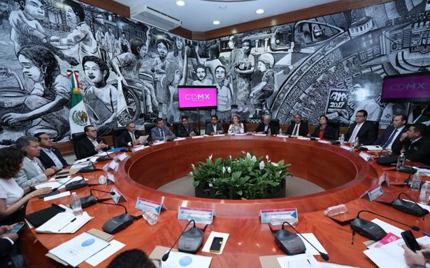CDMX abre plataforma que transparenta gestión de Mancera