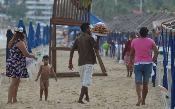 """Guerrero espera más de 200 mil turistas en próximo """"puente"""""""