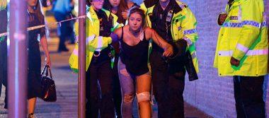 El mundo condena atentado terrorista en Manchester